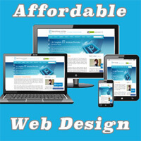 Affordable Web Design Specials