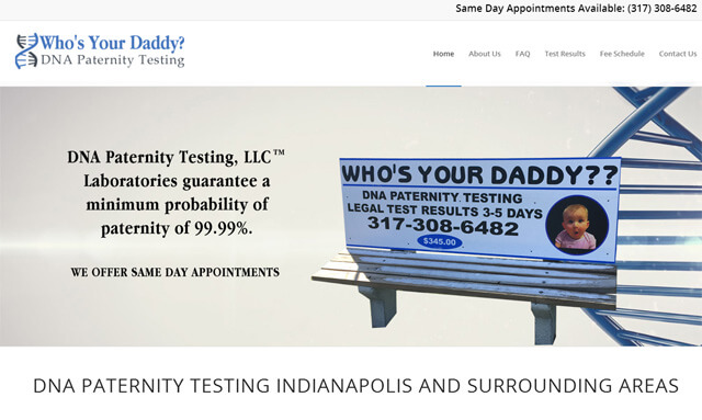 Our Mission To Provide The Most Reliable Legal Paternity Test