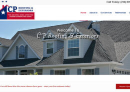 CP Roofing & Exteriors